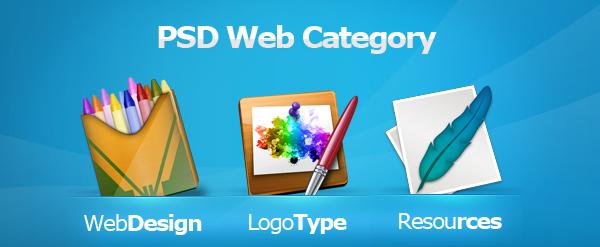 Más de 40 ejemplos de archivos PSD y tutoriales para Photoshop