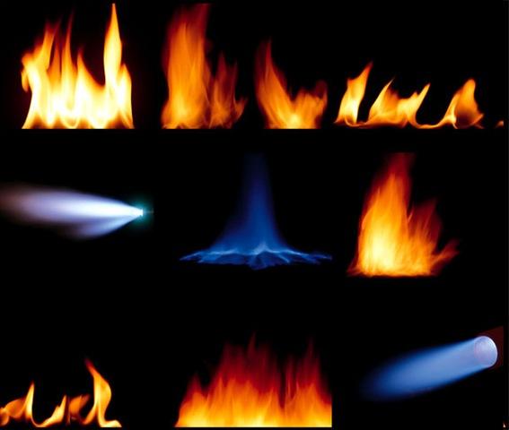 Fondo de escritorio de llamas y fuego cosassencillas com