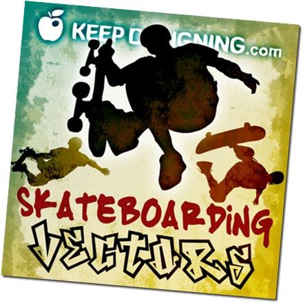 skateboarding-vectors