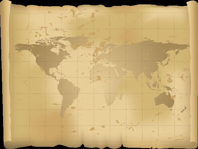 Mapa del mundo en vectorial cosassencillas com - Papel pintado mapa del mundo ...