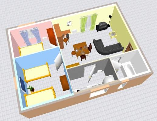 Sweet home 3d aplicaci n de dise o de interiores for Aplicacion para diseno de interiores 3d