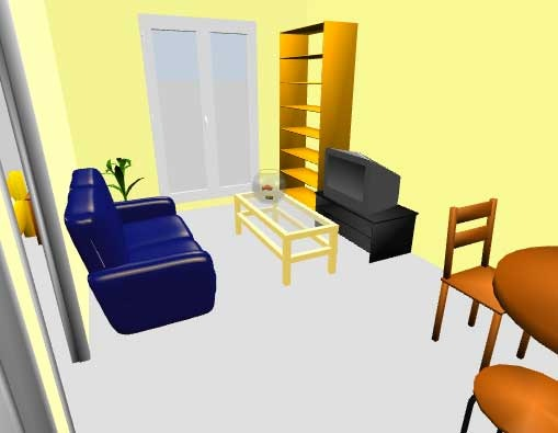 Sweet home 3d aplicaci n para decoraci n con licencia for Programa decoracion 3d