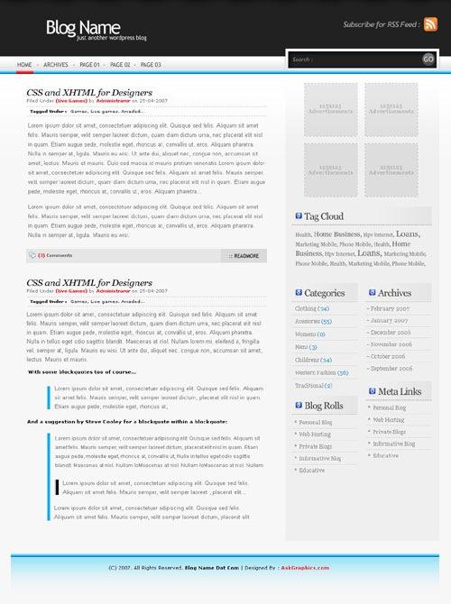 43 Temas para WordPress innovadores y avanzados | CosasSencillas.Com