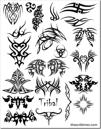 Tribal_Brush