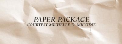 pincel papel arrugado 1 400x147 Pinceles de papel arrugado para Photoshop