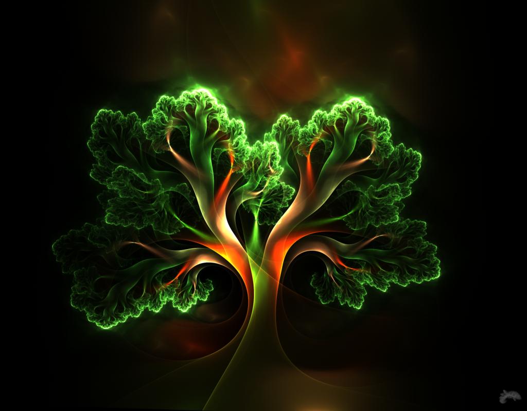 43 ejemplos espectaculares de arte fractal