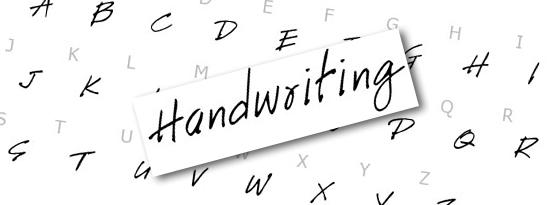 Tipografías manuscritas gratuitas y sus usos | CosasSencillas.Com