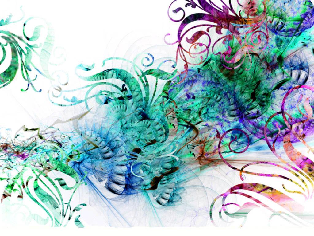 Formas florales para Photoshop