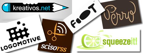 recopilación de 40 diseños de logotipo muy bonitos y creativos de