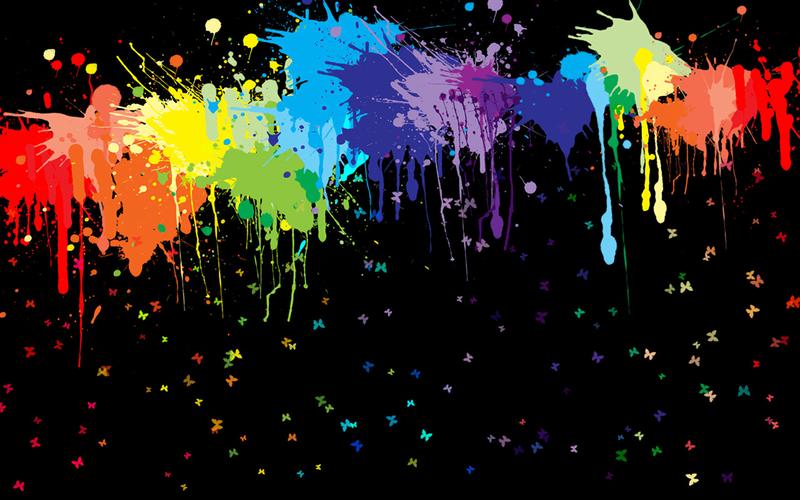 Más de 20 fondos de alta calidad con los colores del espectro