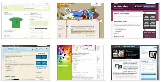 21 sitios donde encontrar temas gratuitos para wordpress for Paginas web para buscar piso