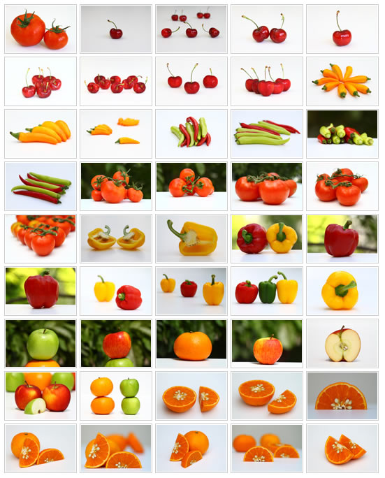 45 Fotograf  As De Frutas Y Verduras De Alta Calidad
