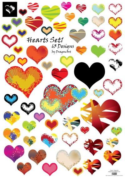 iconos-corazones