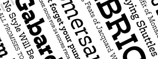 tipo-Slab-Serif