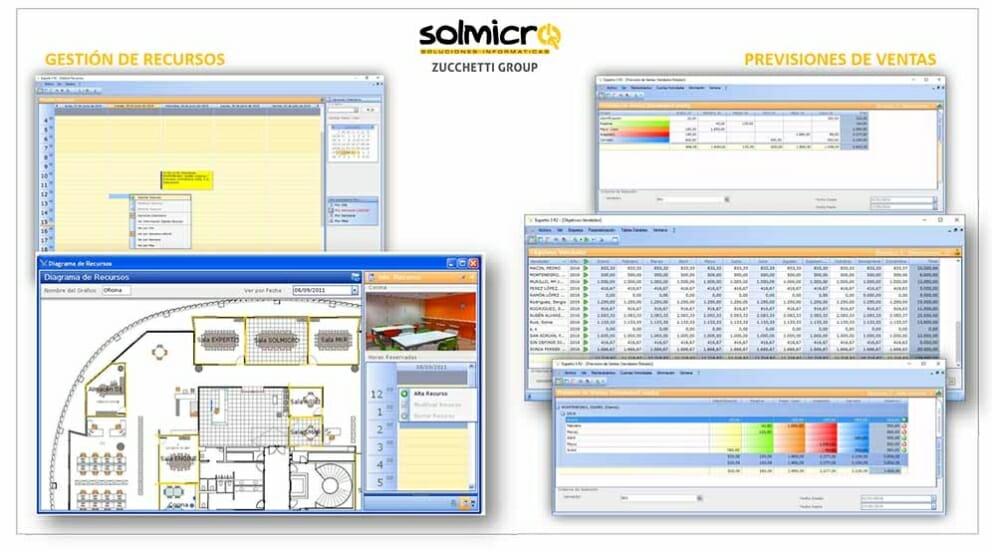 Solmicro CRM es altamente configurable