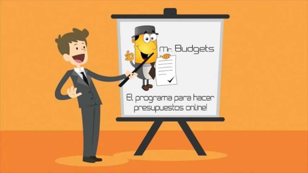 Los mejores programas para hacer presupuestos